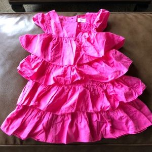 Osh Kosh genuine kids cotton ruffle dress